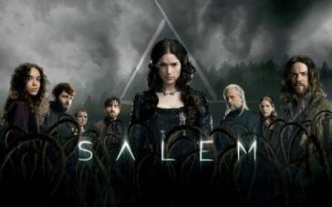 Salem Temporada 3 Dvd